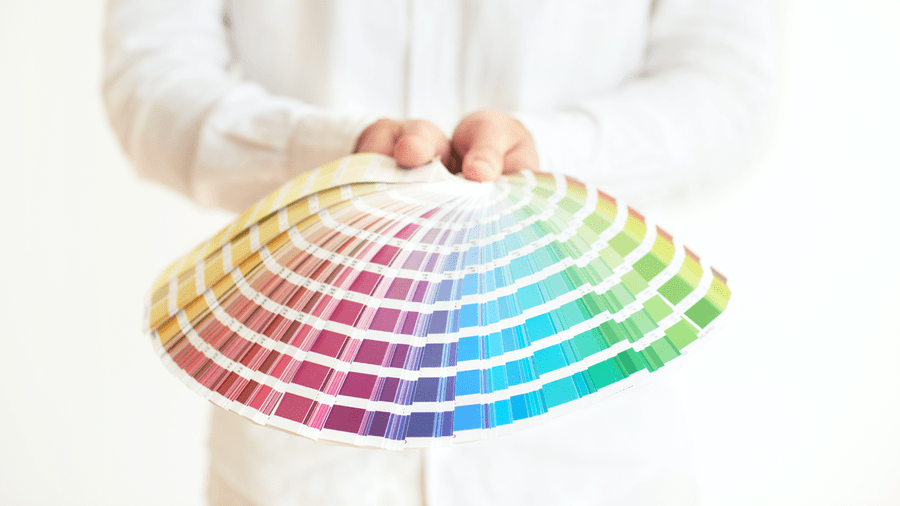 Leonteweb di Sara Cosimano L'importanza dei colori per un sito internet Blog