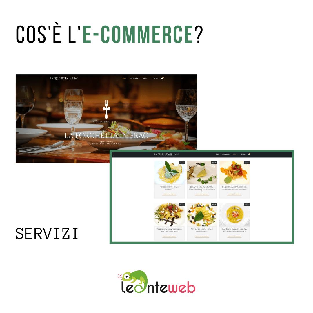Leonteweb di Sara Cosimano Che cos'è un E-commerce? Blog