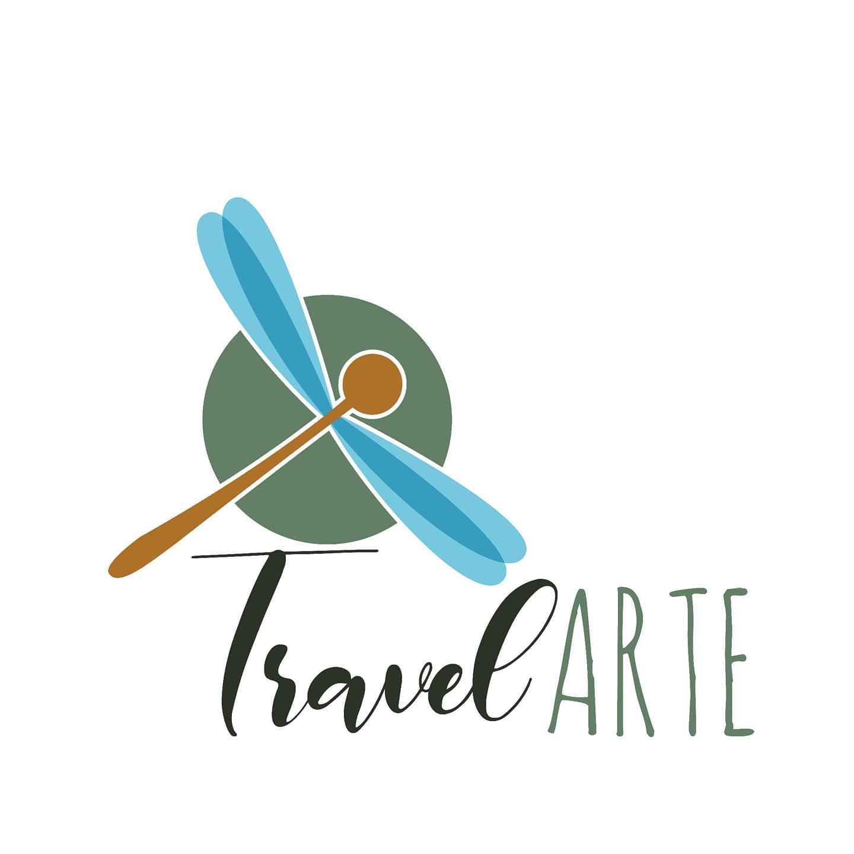 Leonteweb di Sara Cosimano Realizzazione Logo di TravelArte Logo Grafica Pubblicitaria