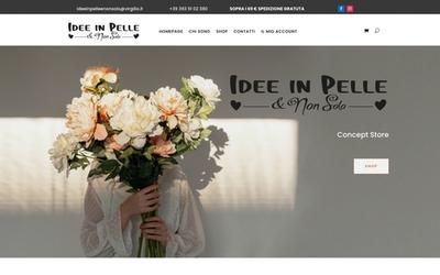 E-commerce Idee in Pelle & non solo