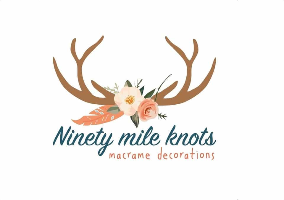 Restyling logo Ninety mile knots
