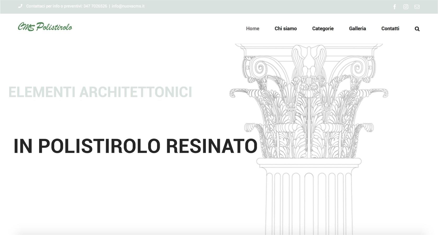 Leonteweb di Sara Cosimano Sito internet Nuova cms Sito internet Catalogo Grafica Pubblicitaria Logo